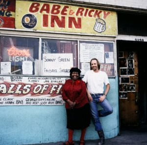Babe's & Ricky's Inn: A Tribute to Mama & her life-long Love for the Blues