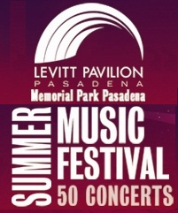 Levitt Pavilion Pasadena hosts free summer concerts with emerging artists from around the world!