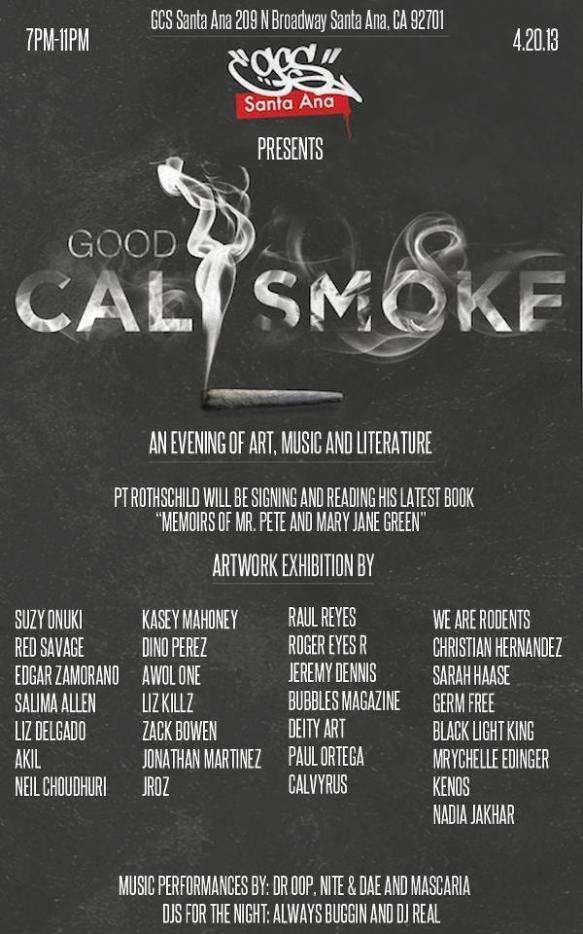 cali smoke