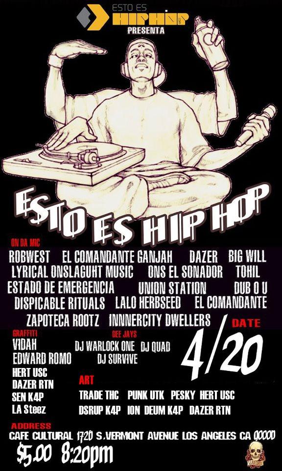 esto hip hop